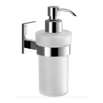 Gedy Maine Soap Dispenser Chrome 7881-13